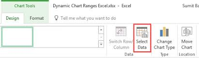 Dynamic Chart In Excel 2003 How To Create A Dynamic Chart Range In Excel