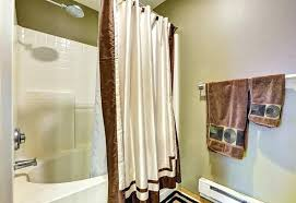 clean your shower curtain and protect it against water damage remove soap s from shower curtain