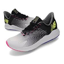 New Balance Women S Clothing Size Chart Details About New Balance Wfcprlf1 B Grey Yellow Black Pink Women Running Shoes Wfcprlf1b