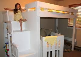 bunk bed with stairs plans. Bedroom:Diy Bunk Beds Myabcsoup Homemade Loft Plans Build Bear With Desk Easy Double Toddler Bed Stairs