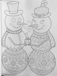 Kleurplaat Anna Fris Christmas Coloring Book Coloring Is Fun