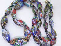 Millefiori beads: лучшие изображения (48) | Элли сааб ...