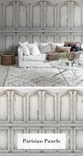 Parisian Panels Floors Ceilings And Walls Moderne Tapeten