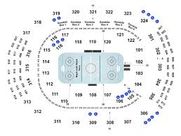 Colorado Avalanche Seating Chart With Seat Numbers Toronto Maple Leafs Vs Colorado Avalanche At Scotiabank