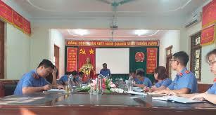 Viện kiểm sát nhân dân tỉnh Sơn La - Trang chủ