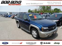 Blue Chevrolet Trailblazer In Ohio For Sale ▷ Used Cars On ...