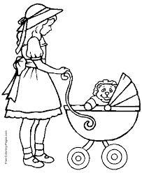 Small Picture Kids Coloring Pages