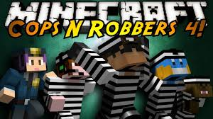 cops and robbers 4 high security map thumbnail