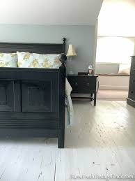 Painted Hardwood Floor-25