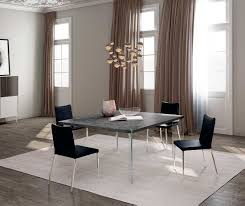 concrete top dining table. Concrete Top Dining Table ML Brizio