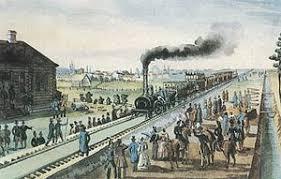 Железнодорожный транспорт в России Википедия История править править код