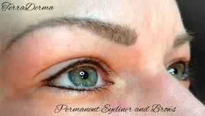 permanent brows and eyeliner nanaimo vancouver island april 2017