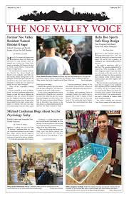 Noe Valley Voice February 2017 by The Noe Valley Voice issuu