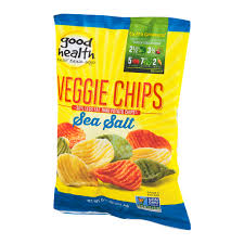 good health veggie chips sea salt 6 75 oz