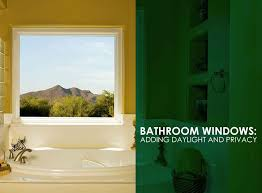Bathroom Window Simple Contemporary Bathroom Innovative Privacy Windows For Bathrooms