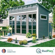 free shed plans with material lists and