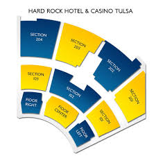 The Joint Seating Chart Tulsa Ok Hardrock The Joint Tulsa Seating Chart The Joint Hard Rock