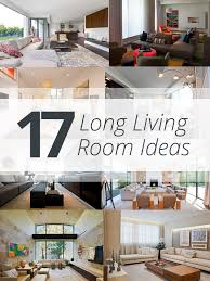 narrow living room. long-living-rooms narrow living room i