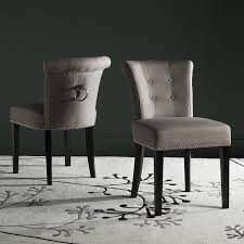 safavieh sinclair smoke ring chair set of 2