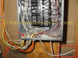 wiring breaker box solidfonts how to wire breaker box nilza net