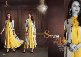 Designer Kurtis Surat Gujarat Titli Presents Stardom Designer Kurtis Catalog Buy Online