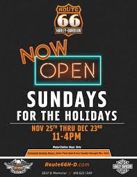 Sundays Only Calendar Calendar Events Route 66 Harley Davidson Resolution 464 X 600 Px