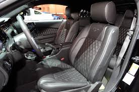 2010 2016 mustang mrt predator interior kit black leather