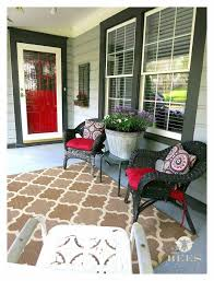 outdoor front porch rugs outdoor designs intended for outdoor rug for porch