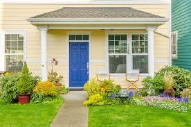 blue front doorFront Door Colors Paint Ideas  Color Meanings  Designing Idea