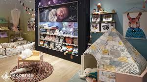 Ý tưởng thiết kế shop mẹ và bé