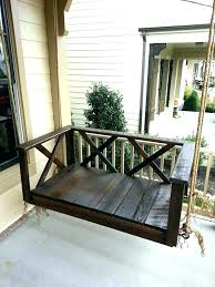 porch swing bed plans living room innovative swings look other metro beach beds popular of vintage