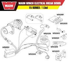 go big parts and accessories llc manufacturers warn warn winch 1 4 hook kit