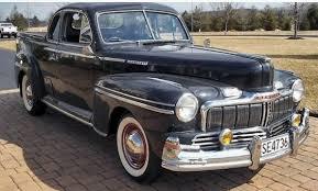 1948 Mercury 2DR
