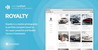 Photography Website Templates Cool Joomla Photography Templates From ThemeForest