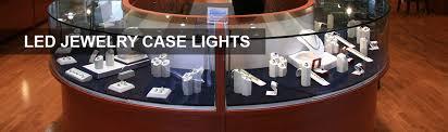 image display cabinet lighting fixtures. simple image led jewelry case lights in image display cabinet lighting fixtures e