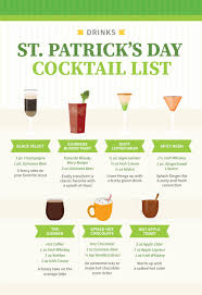 st patrick s day l list fun and easy st patrick s day recipes