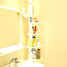 bathtub shower caddy limette co