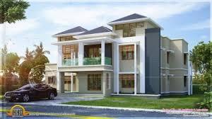 marvelous modern house plan 2000 sq ft kerala home design and