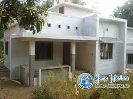 Small Picture Beautiful Kerala Small budget Home Design