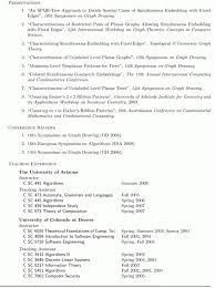Curriculum Vitae Resume Samples Resume Curriculum Vitae Samples intended  for Vita Resume