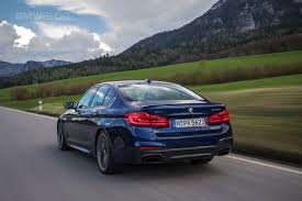 BMW Convertible fastest bmw model : FIRST DRIVE: The Fastest 5 Series Ever - BMW M550i xDrive