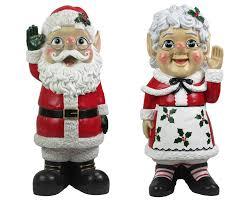 asda gnomes mr and mrs claus