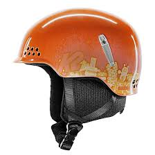 K2 Helmet Size Chart K2 Kids Illusion Orange Fast And Cheap Shipping Www