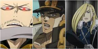 <b>JoJo's Bizarre Adventure</b>: 10 Anime Characters Who Are Just Like ...