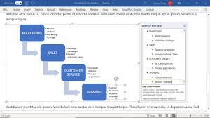 Create Process Flow Chart In Word How To Create A Microsoft Word Flowchart