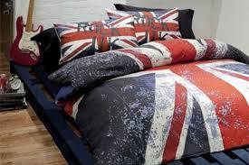 teenagers grunge style bedding