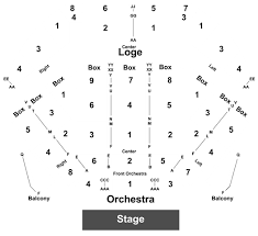 Tilles Center Seating Chart Awesome Oregon Symphony Seating