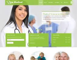 Vina Medical Ii Medical Health Responsive Template