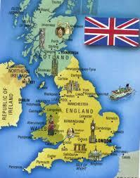 Географическое положение Великобритании geographical position of  Каждая часть имеет свою географическое положение Великобритании