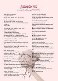 Interpretasi atau penafsiran adalah proses komunikasi melalui lisan atau gerakan antara dua atau lebih pembicara yang tak dapat. ᴮᴱhana Manday On Twitter Id Translation Interpretasi Lirik Jamais Vu Ini Interpretasi Ak Aj Yaaa Bbmastopsocial Bts Bts Twt Https T Co Xmtggb4ymb